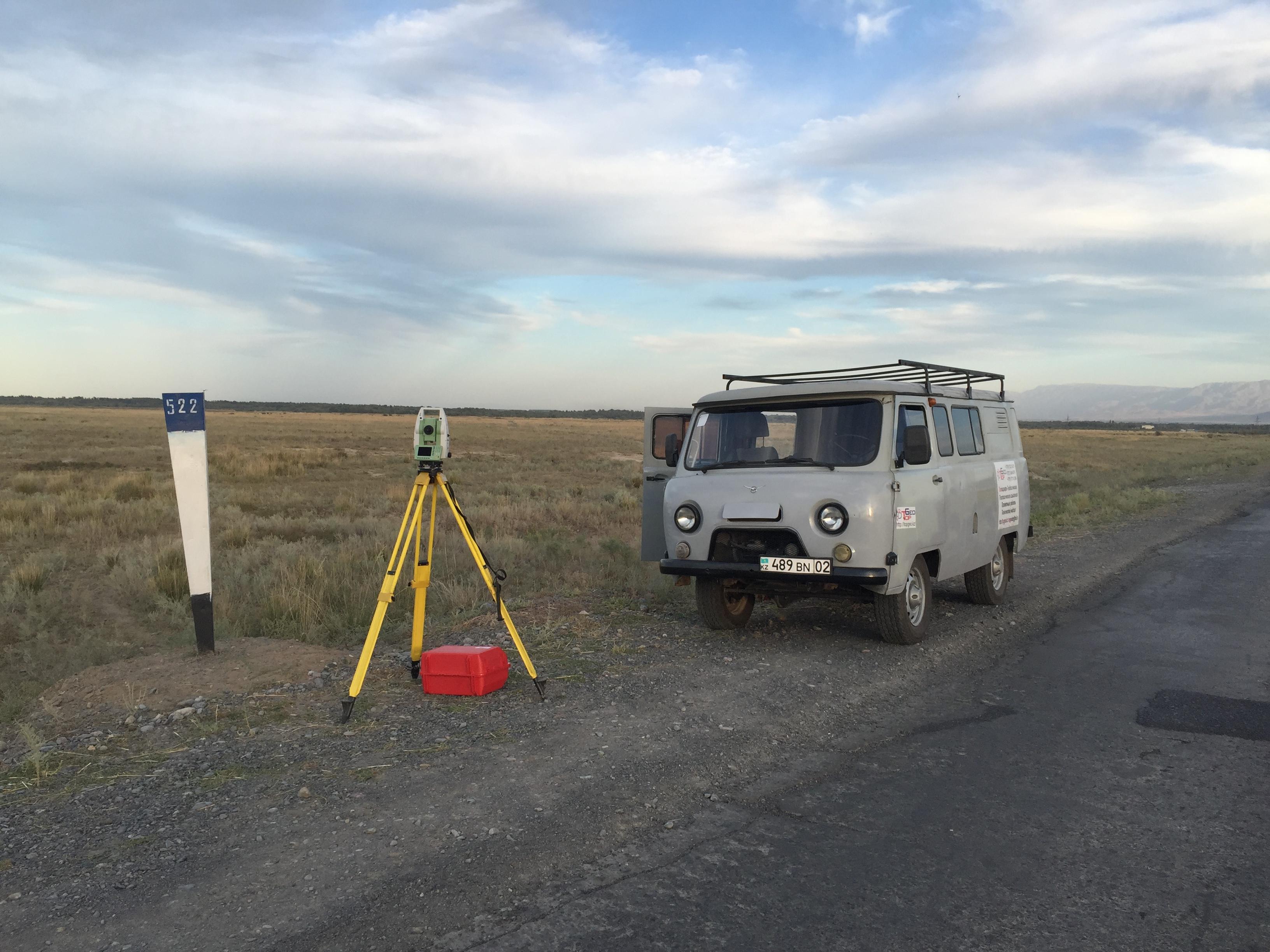Автодорога Талдыкорган - Усть-Каменогорск