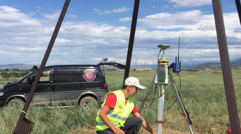 Топографическая съемка масштаба 1:1000 для разработки проекта детальной планировки г.Сарканд, Саркандского района, Алматинской области